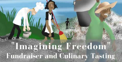 Imagining Freedom Fundraiser