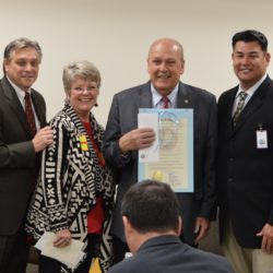 Governor and Cabinet Human Trafficking Awareness Month Proclamation